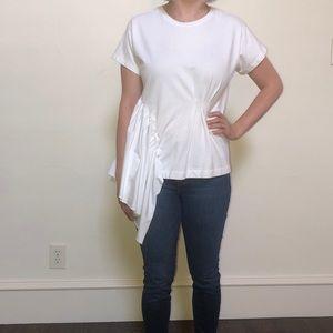 White, Dries Van Noten medium shirt.